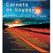 Expo Carnets de voyage (2010-2011)
