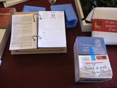 Salon du livre juridique 2014