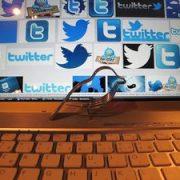 L'oiseau de Twitter par @GuelfucciC