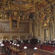 Cour de Cassation Grand' Chambre, crédit Cour de Cassation