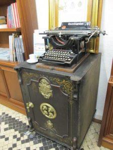 Lisbonne, librairie Ferin