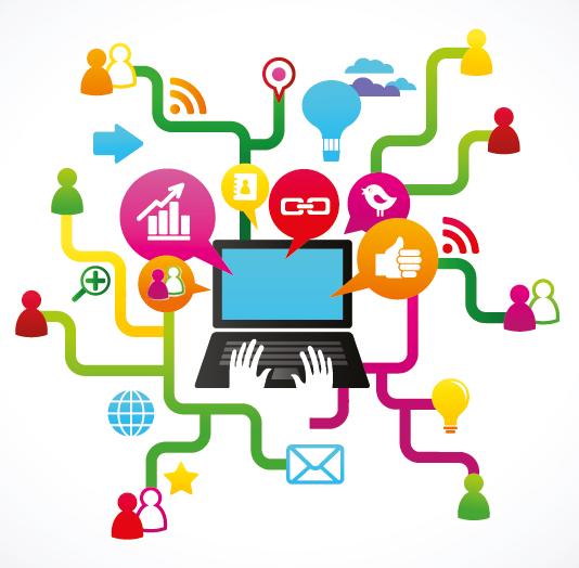 Blog et réseau