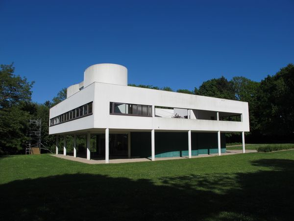 Villa Savoye, Poissy
