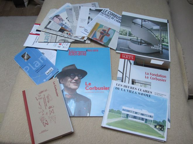 Le Corbusier, publications