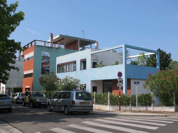 Le Corbusier, Les quartiers modernes Frugès