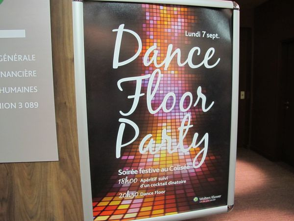 Dance Floor Party