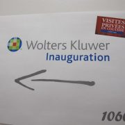 WK Inauguration Signalisation