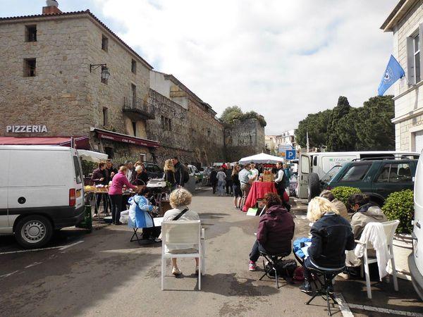 Stage Alma Filiette Porto Vecchio, avril 2015