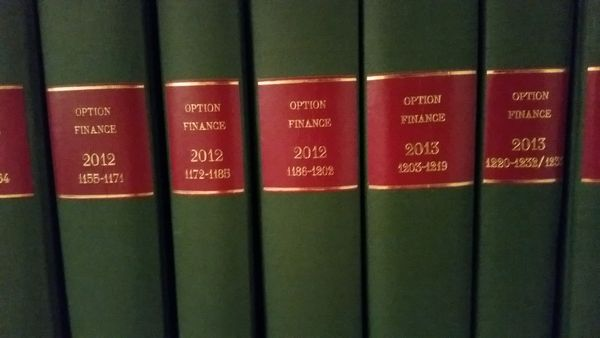 Reliure Option Finance