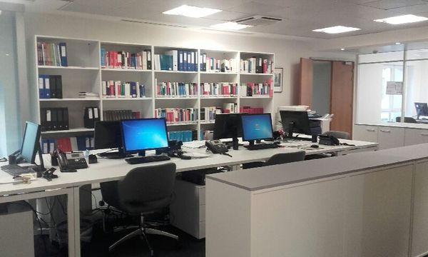 Déménagement bibliothèque