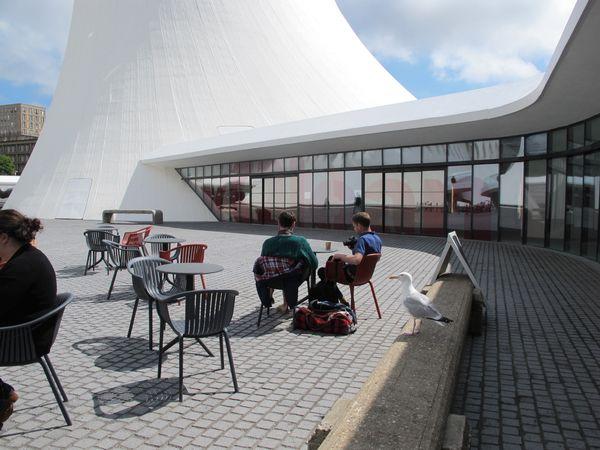 Bibliothèque Oscar Niemeyer, Le Havre