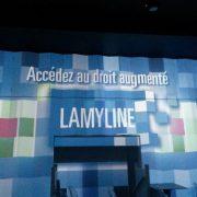 Soirée lancement Lamyline, septembre 2016