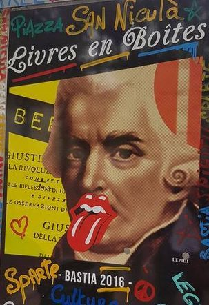 Boite à livres, Bastia