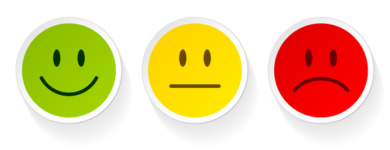Indicateur de performance, smileys