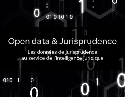 Brochure Lexis Open data et jurisprudence