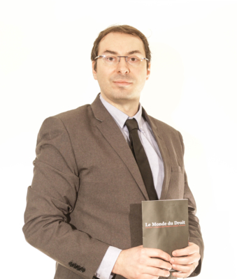 Portrait Arnaud Dumourier