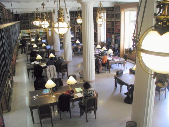 Bibliothèque de l'Ordre Paris